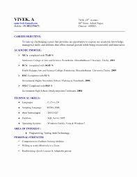 Resume Format For Dentist Pdf Best Of Resume Sample Pdf India