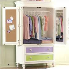 white wood wardrobe armoire shabby chic bedroom. Furniture Armoire Closet Antique Wooden Bedroom Wardrobe White Wood Shabby Chic C