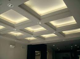 coffered ceiling lighting.  Ceiling Coffer Lighting Ceiling  Best Accessories Home Tiles   In Coffered Ceiling Lighting