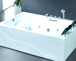 2 person tub bath bathtubs for two clean your tubs new indoor whirlpool s jacuzzi shower