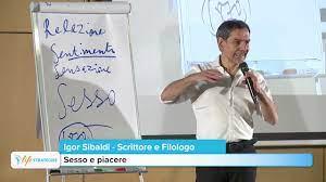 Igor Sibaldi - Il piacere e il sesso - YouTube