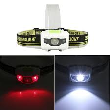 1200 Lumen R3 2led Super Bright Mini Headlamp 4 Models