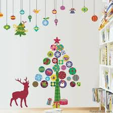 xmas wall decorations ideas deck your walls decoration elegant see decor inspirations