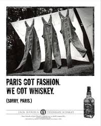 jack daniel s tennessee whiskey paris print ad by arnold  print ad by arnold worldwide new york