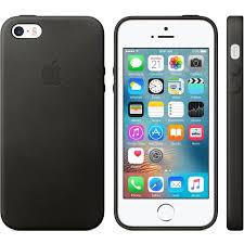 apple apple leather case for iphone se 5s 5 black cayman mac t a alphasoft