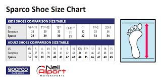 Omp Kart Suit Size Chart Sparco Suit Sizing Chart Sparco T1 Karting Rain Suit