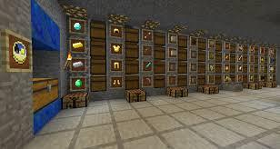 Chest Room Minecraft Minecraft Minecraft Haus Und Minecraft