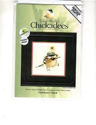 Heritage Crafts Chickadees Gardener Chick Valerie Pfeiffer