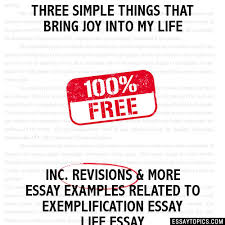 three simple things that bring joy into my life essay three simple things that bring joy into my life hide essay types