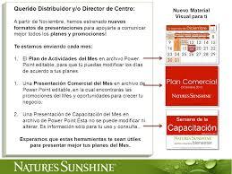 1 Agenda De Actividades Diciembre Querido Distribuidor Y O Director