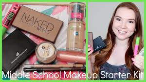 middle makeup starter kit you