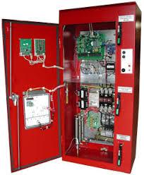 hubbell industrial controls fire pump controls fire pump controls transfer switch replaced by metron