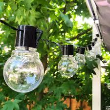 Verleng De Zomerdag Met Deze Lampjes Buitenleven Lichtsnoer
