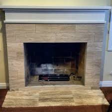 travertine fireplace surround pictures noce ideas kaxiz