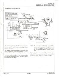 john deere 4440 alternator wiring diagram best