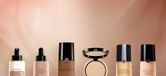 find your armani foundation