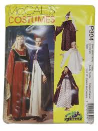 Mccalls Costume Patterns Stunning 48's Sewing Pattern McCalls Costumes Pattern No P48 48