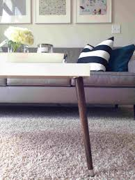 diy west elm coffee table industrial with plumbing pipe base rhpointgreypicturescom s jigsaw modular departures arrivals