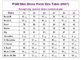 Men Dress Form 607 Pgmdressform Com Mobile Version