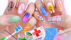 Art Designs 10 Nail Art Designs Using Household Items The Ultimate Guide 2