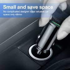 KEBETEME Bộ Sạc USB Trên Xe Hơi, Sạc Nhanh 4.0 QC4.0 QC3.0 QC SCP 5A PD  Type C 30 W Xe Nhanh Bộ Sạc USB - Adapter Sạc - Củ Sạc Xe Hơi