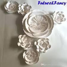 Paper Flower Centerpieces At Wedding Paper Flower Centerpiece Paper Flower Arrangement Diy