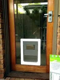 secure pet door doors for sliding glass doors door with built in dog door full size