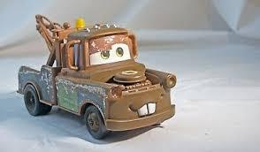 DISNEY WORLD Of Cars - Pixar Cars Mater Tow Truck - $11.95 | PicClick