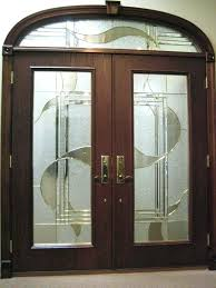 exterior door glass inserts doors jobs interior panel front with exterior door glass inserts medium size