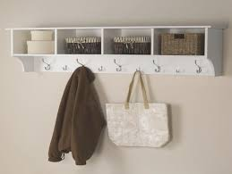 Umbra Wall Mounted Coat Rack Umbra Skyline 100 Hook Wall Mounted Coat Rack Reviews Wayfair 66