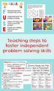 top ideas about math problem solving problem problem solving