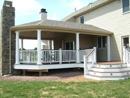 covered deck ideas covered patio