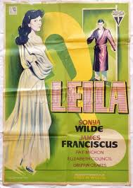 cartel poster original *leila* sonya wilde jame - Buy Drama Film Posters at  todocoleccion - 57734184