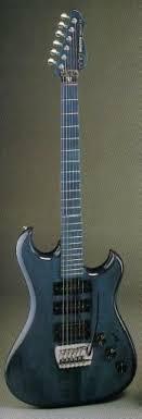 vintage 1982 westone thunder i electric guitar excellent my westone spectrum mx guitar