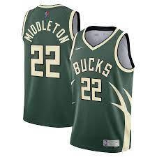 Milwaukee Bucks Nike verdient Edtion ...