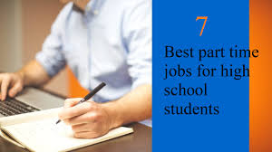 high school student part time jobs part time career options for school students career guidance