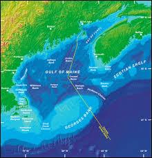 Bathymetry Gulf Of Maine Census