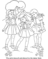 Small Picture Elegant Coloring Pages For Little Girls 25 With Additional Free