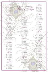 Signatures By Sarah Seating Chart And Program For Shalane
