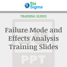 Failure Mode Failure Mode And Effects Analysis Training Slides Isixsigma