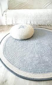 round blue rugs round nursery rugs