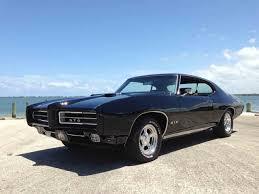 1969 Pontiac GTO for Sale   ClassicCars.com   CC-911658
