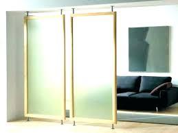 room divider with door portable sliding door bedroom furniture inside room divider with temporary door locks