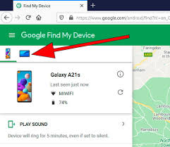 locate or track a Maxwest Android 330