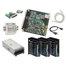 diy economy 3 or 4 axis cnc controller