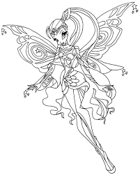 Winx Club Coloring Pages Google Search Coloring People