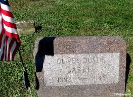 Oliver Dustin Barker (1882-1946) - Find A Grave Memorial
