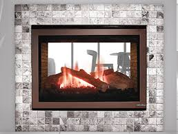 seethrough 32 gas fireplace see through gas fireplace s0
