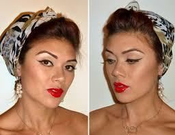 pin up make up o glow
