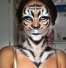 tiger makeup tutorial shelingbeauty million pictures
